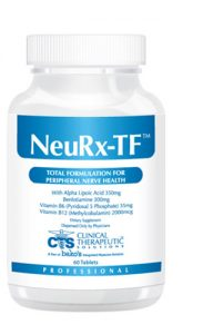 NeuRx-TF treatment
